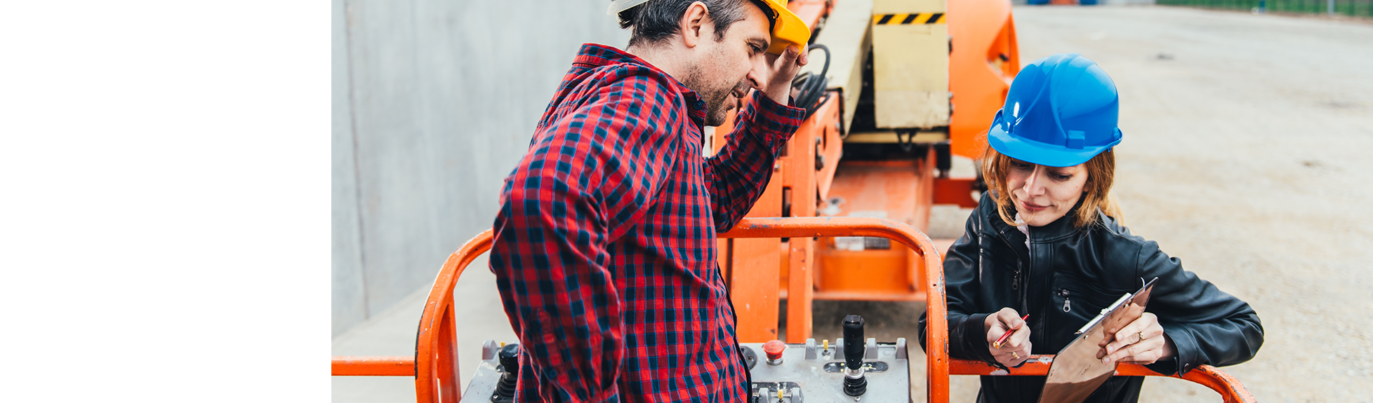 Mobile elevating work platforms compliance audits