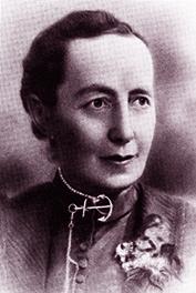 Portrait of Augusta Zadow