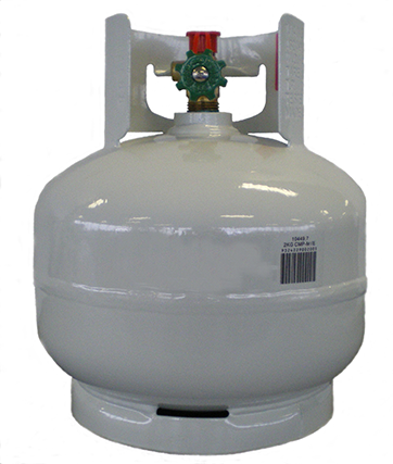 2kg gas cylinder
